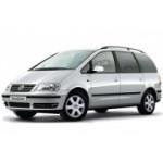Volkswagen Sharan 1995-2010
