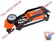 Насос ножной Elegant MAXI 100 342 со съёмным манометром