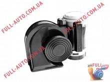 Автомобильный звуковой сигнал воздушный Elegant 100 750 Nautilus 530/680 Гц черный