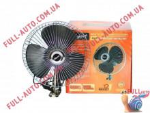 Вентилятор автомобильный Elegant 101 541 12V 16 см