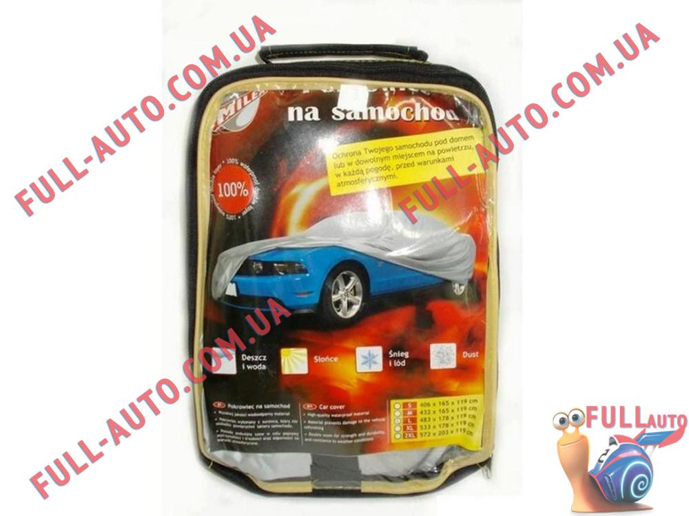 Тент на авто MILEX Polyester XL 534x178x120 см.