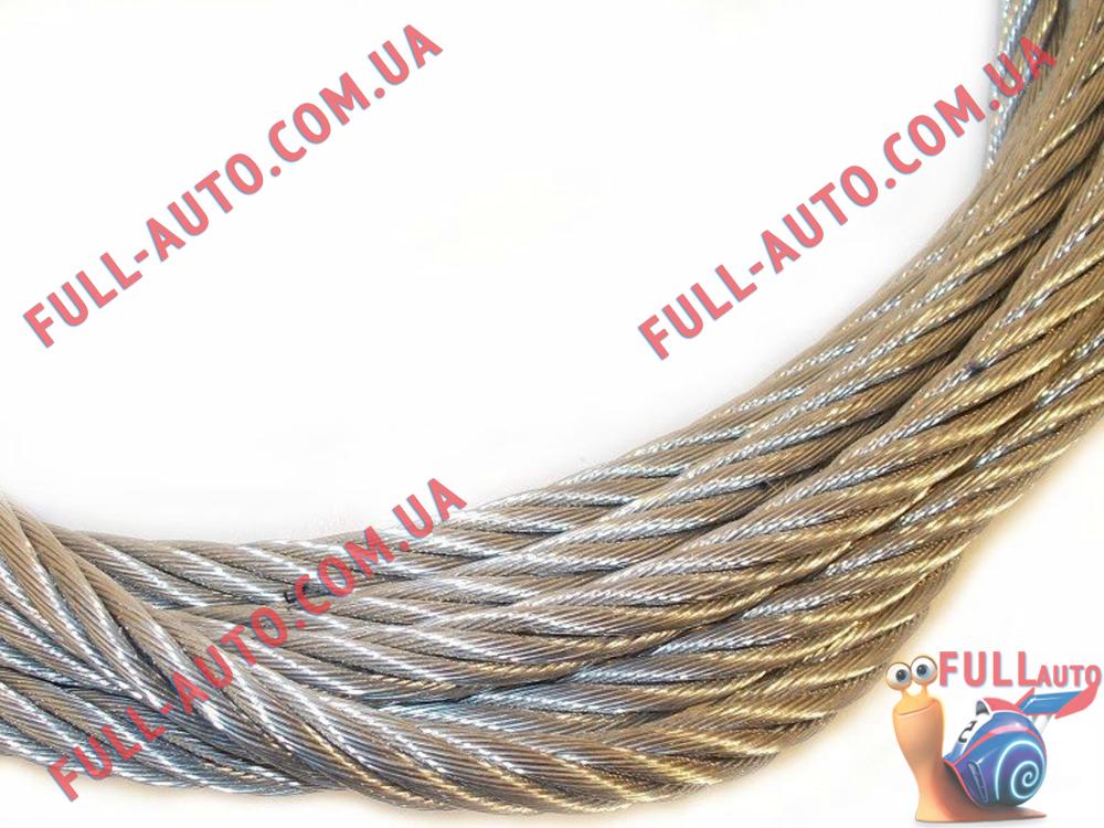 Трос буксировочный металлический ST-202B 4 м 6 т диам 1 см