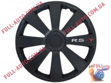 Колпаки на колеса 4 Racing Rst Black