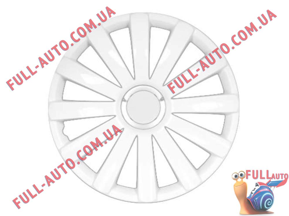 Колпаки на колеса 4 Racing Spyder Pro White
