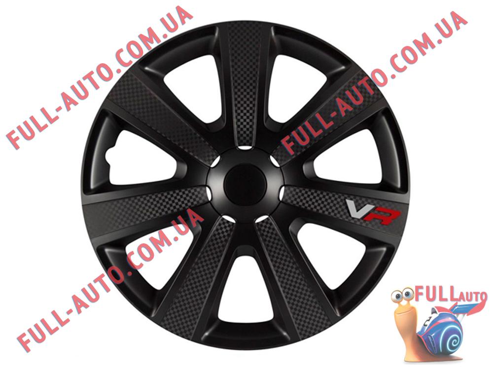 Колпаки на колеса 4 Racing Vr Carbon Black