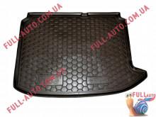 Коврик в багажник резиновый Peugeot 308 2008-2013 Хэтчбек (Avto Gumm)