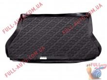 Коврик в багажник Audi A4 B6/B7 00-05 Универсал (Lada Locker)