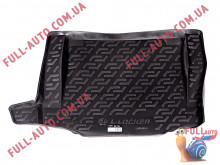 Коврик в багажник BMW 1 E87 04-11 5 Дверей, Хэтчбек (Lada Locker)