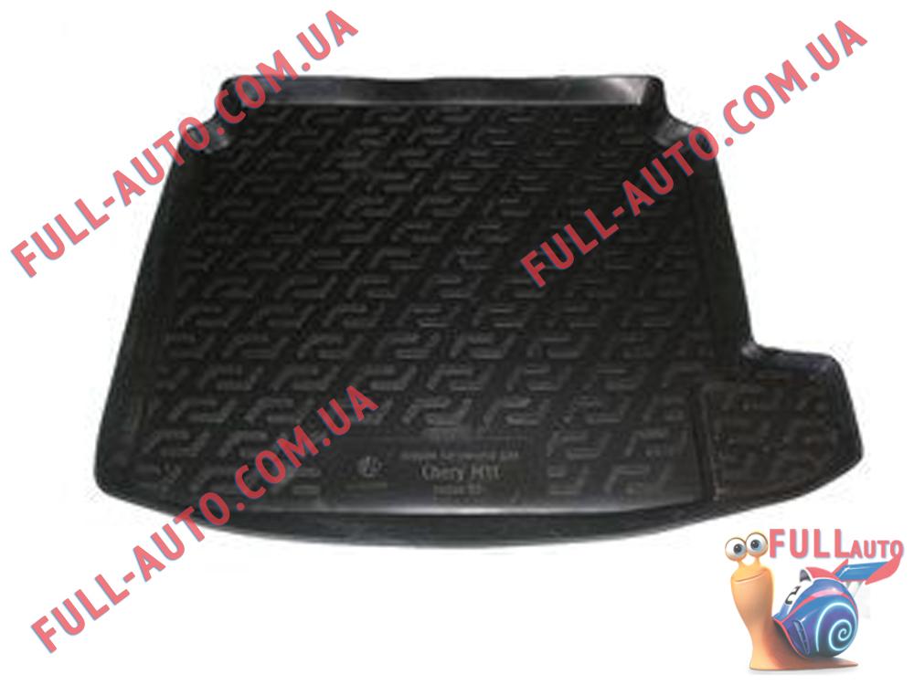 Коврик в багажник Chery M11 2008- Cедан (Lada Locker)