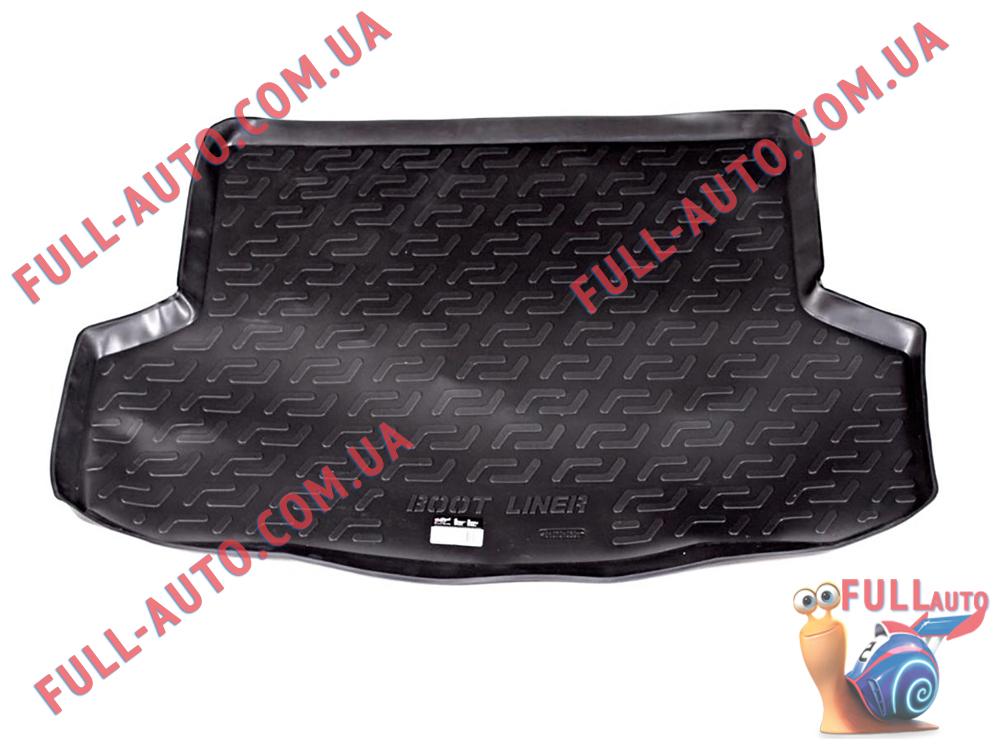 Коврик в багажник Chevrolet Aveo T250 (Lada Locker)