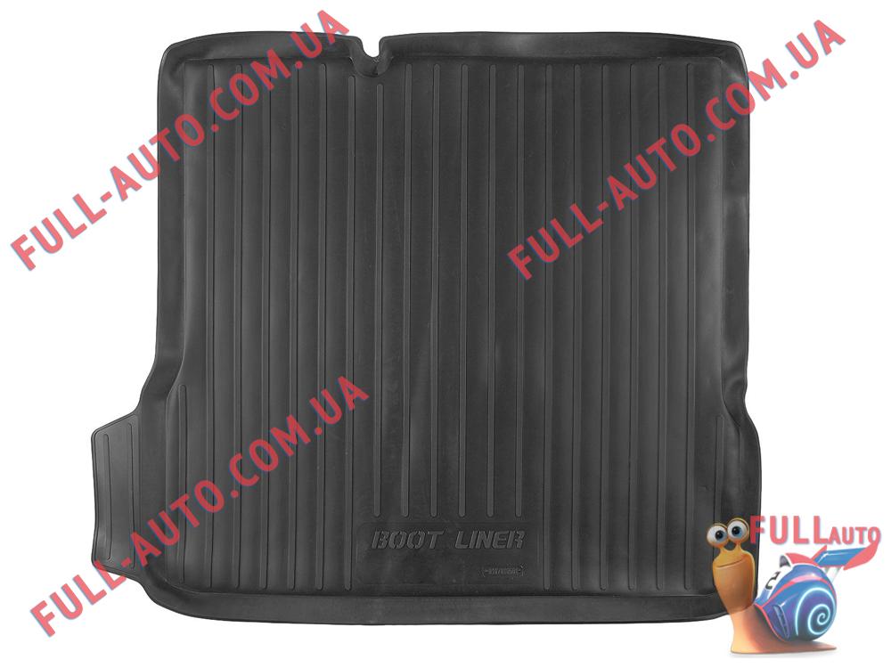 Коврик в багажник Chevrolet Aveo T300 Cедан (Lada Locker)