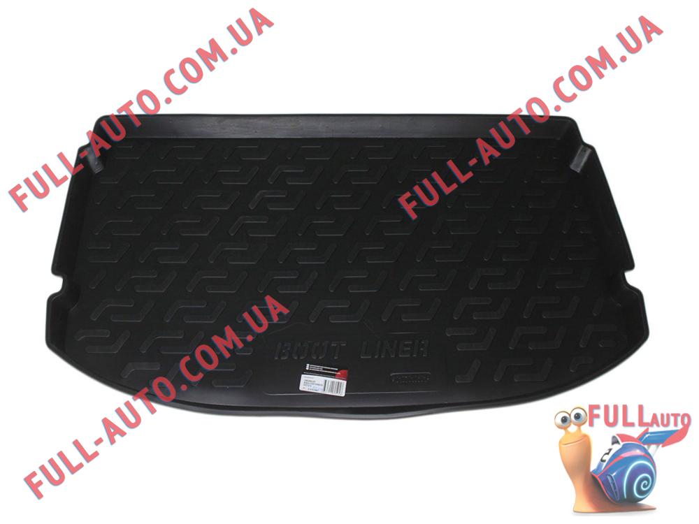 Коврик в багажник Chevrolet Aveo T300 Хэтчбек (Lada Locker)