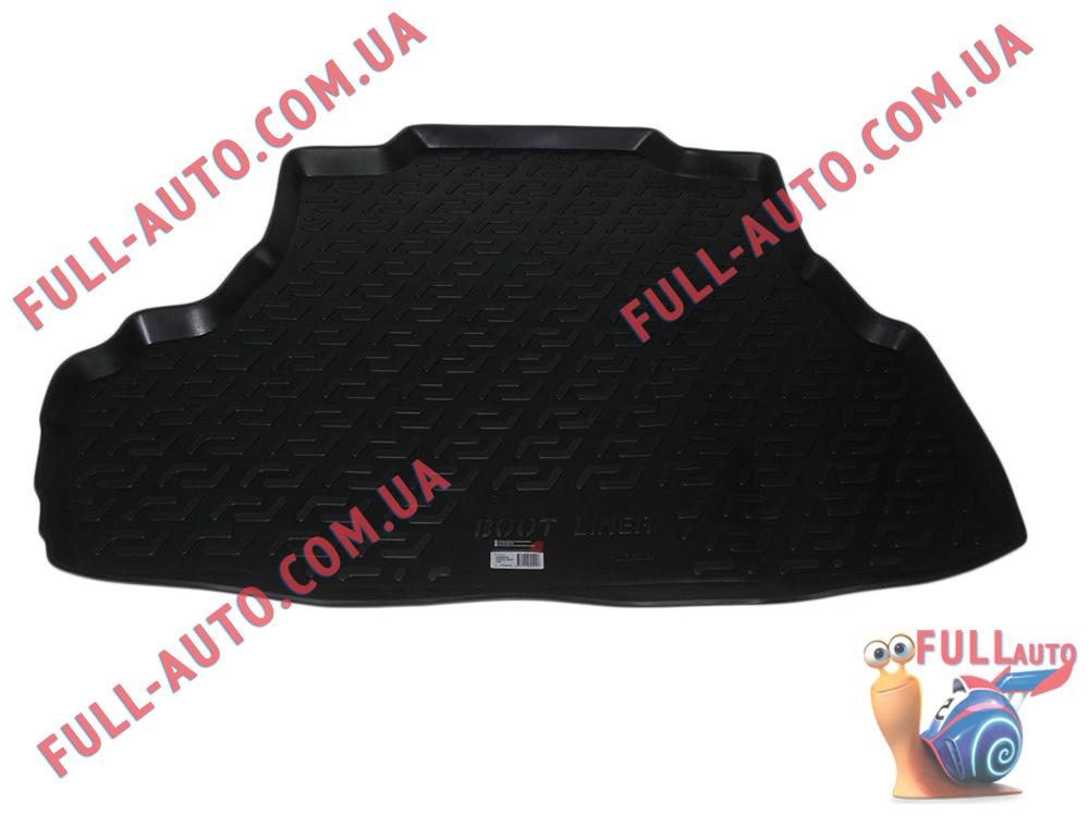 Коврик в багажник Chevrolet Evanda 04-06 (Lada Locker)