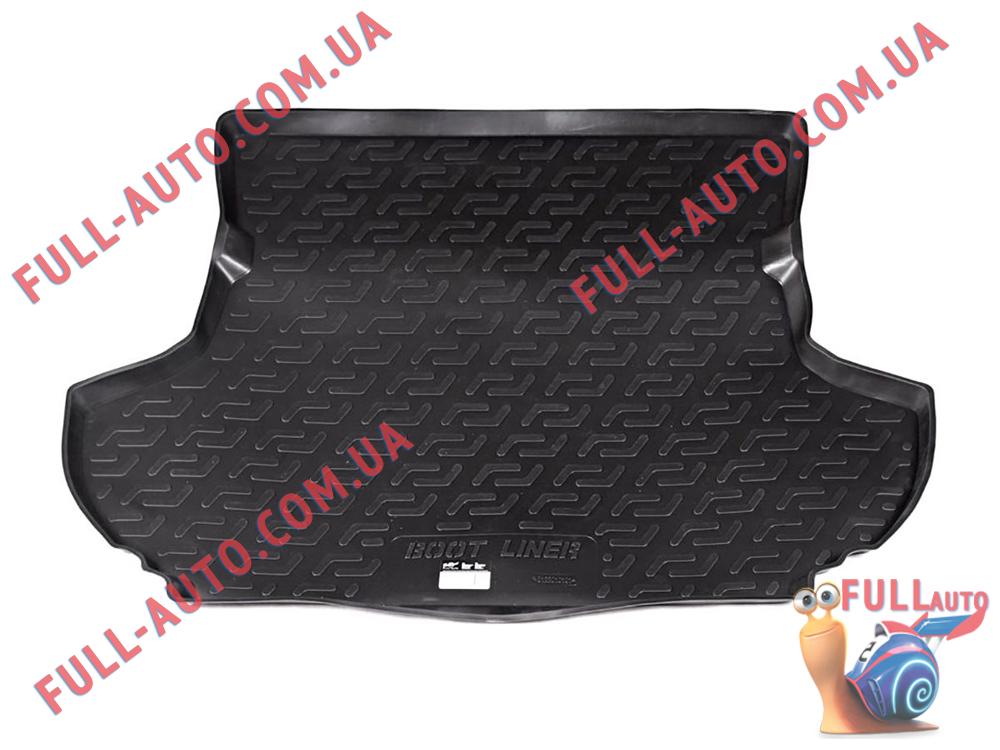 Коврик в багажник Citroen C-Crosser 07-12 Без сабвуфера (Lada Locker)