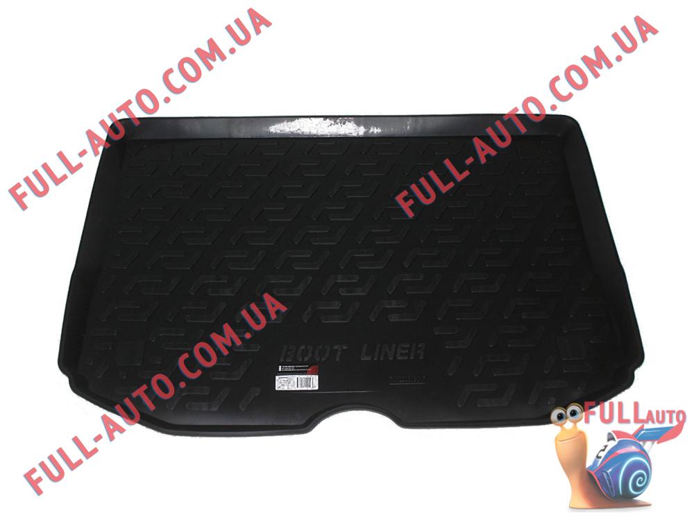 Коврик в багажник Citroen C3 Picasso 2009- Хэтчбек (Lada Locker)