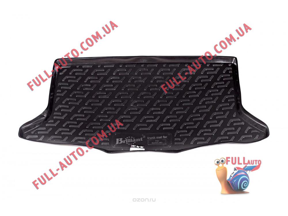 Коврик в багажник Fiat Sedici 2005- (Lada Locker)