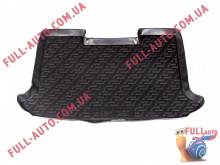 Коврик в багажник Fiat Doblo Panorama 01-09 (Lada Locker)