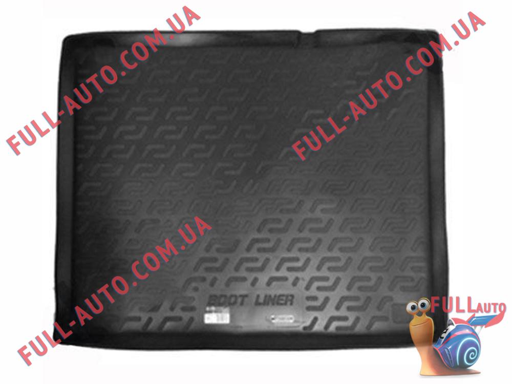 Коврик в багажник Fiat Doblo 2015- (Lada Locker)