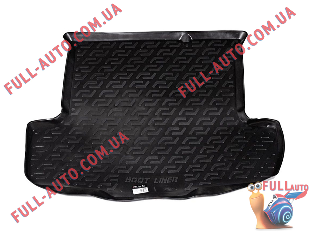 Коврик в багажник Fiat Linea 2009- Седан (Lada Locker)