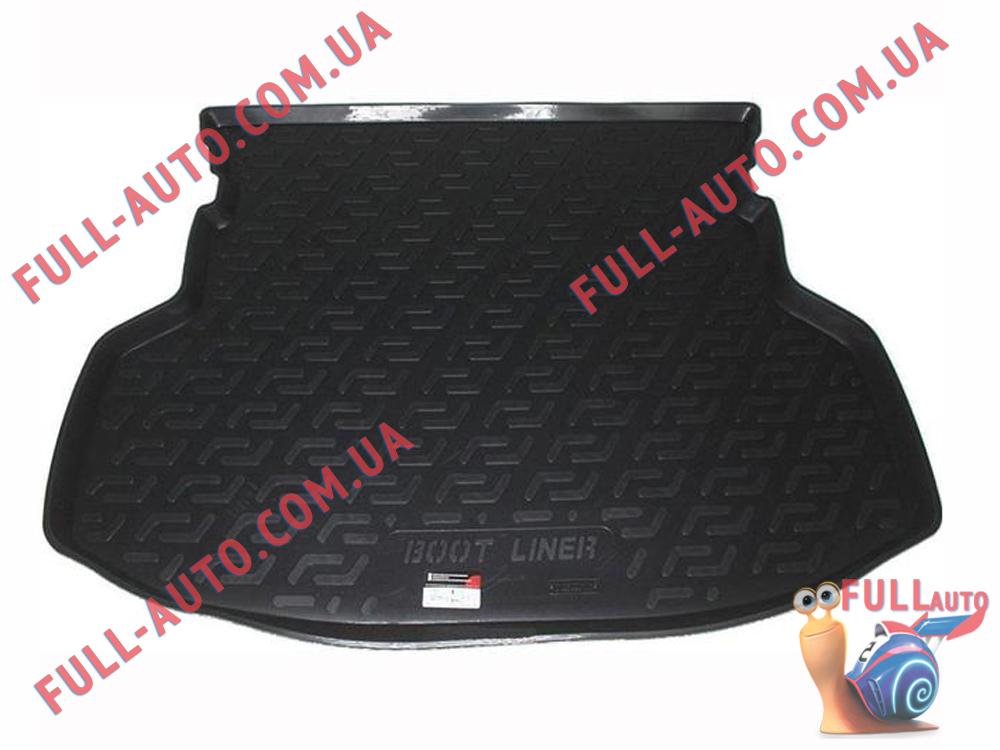 Коврик в багажник Geely GC6  2007- Седан (Lada Locker)