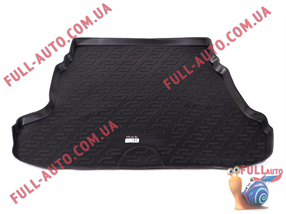 Коврик в багажник Hyundai Elantra 07-11 (Lada Locker)
