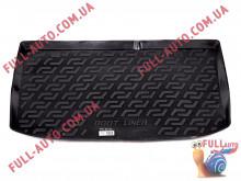 Коврик в багажник Hyundai i20 08-15 Хэтчбек (Lada Locker)