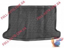 Коврик в багажник Hyundai Accent 10-17 Хэтчбек (Lada Locker)