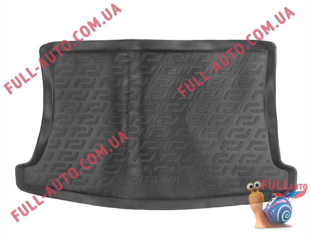 Коврик в багажник Kia Rio 11-15 Хэтчбек (Lada Locker)
