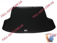 Коврик в багажник Kia Rio 05-11 Седан (Lada Locker)