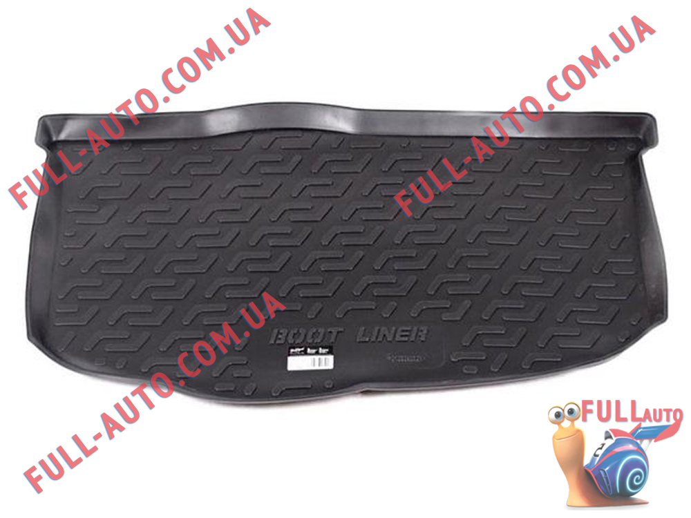 Коврик в багажник Kia Soul 09-14 comfort/luxe Нижний (Lada Locker)