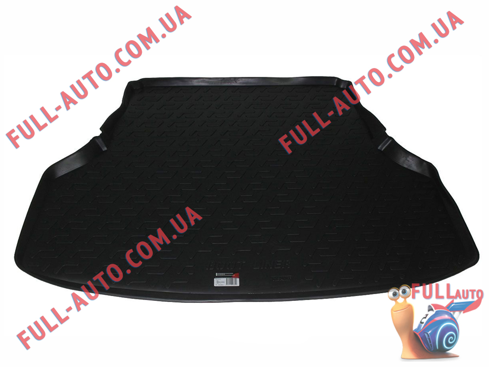 Коврик в багажник Kia Quoris sd 12- (Lada Locker)