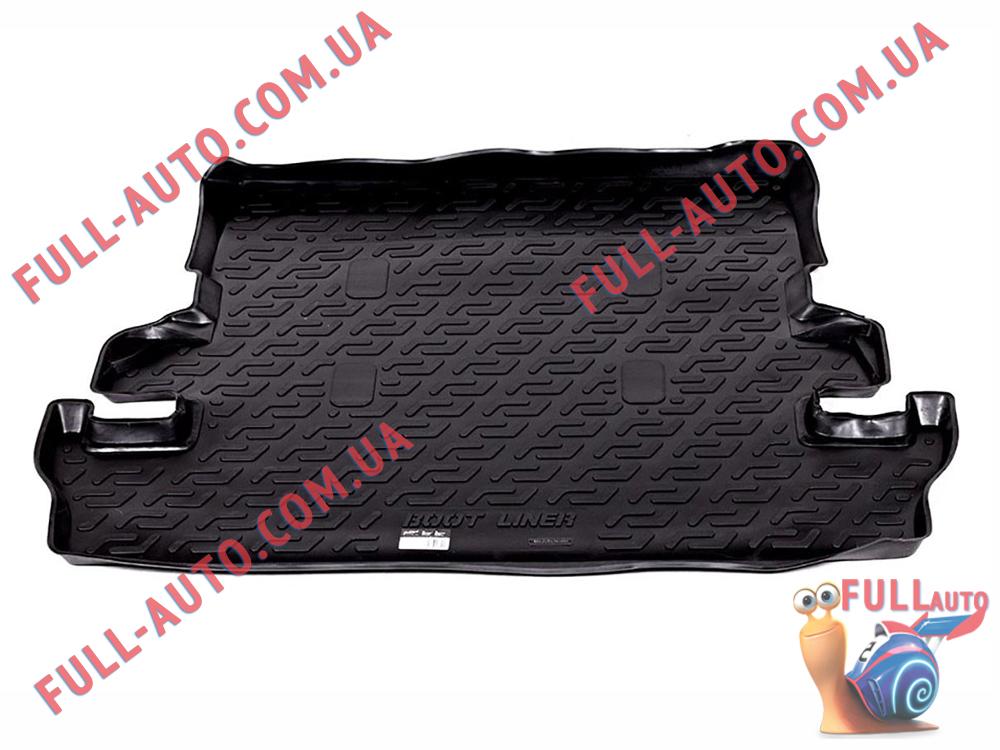 Коврик в багажник Lexus LX 570 2007- (Lada Locker)