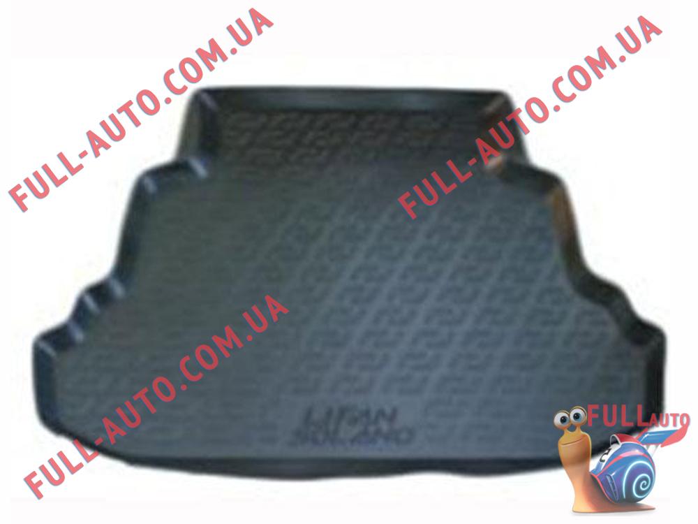 Коврик в багажник Lifan Solano 620 2008- Седан (Lada Locker)
