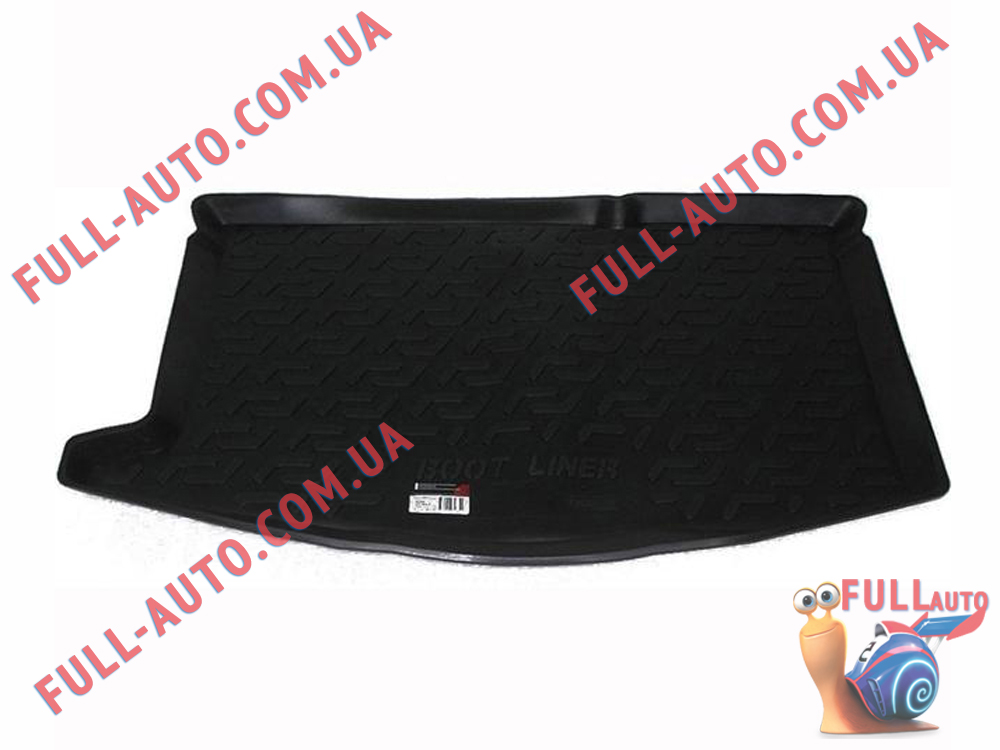 Коврик в багажник Mazda 2 07-14 Хэтчбек (Lada Locker)