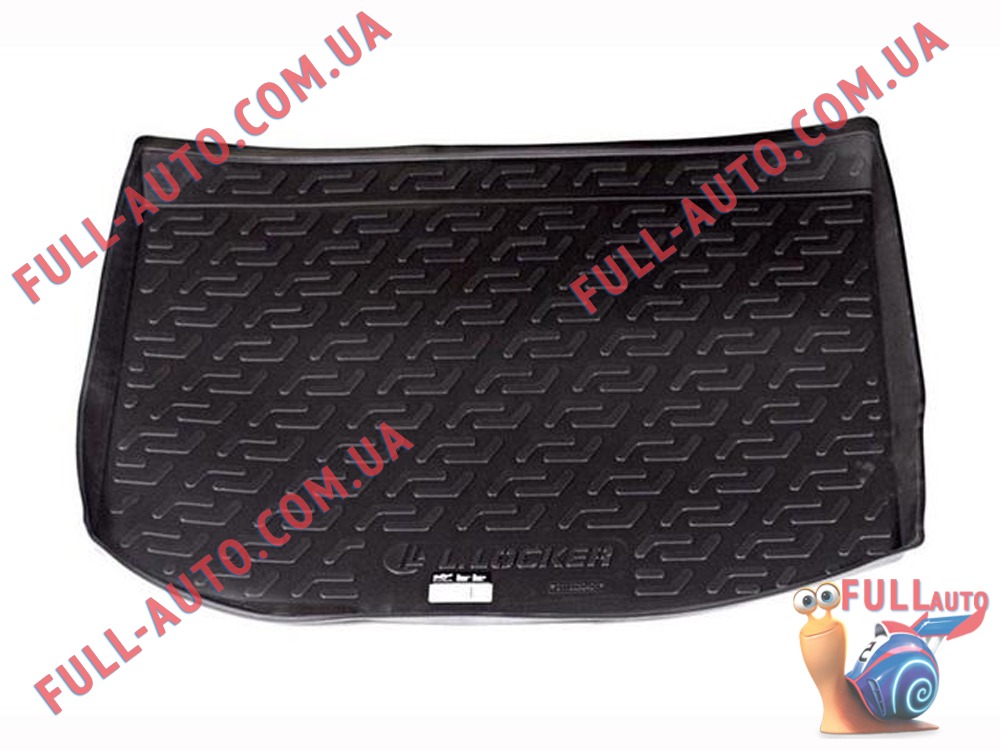 Коврик в багажник Mazda 3 09-13 Хэтчбек (Lada Locker)
