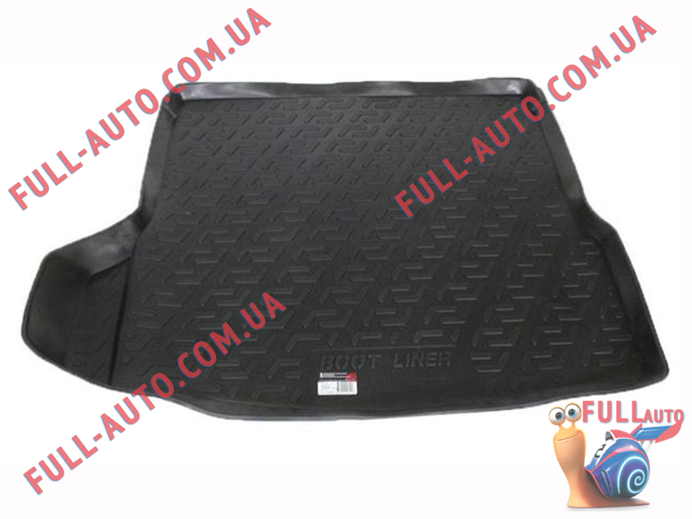 Коврик в багажник Mazda 3 2013- Седан (Lada Locker)