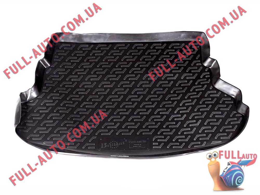 Коврик в багажник Mazda 6 07-12 Седан (Lada Locker)