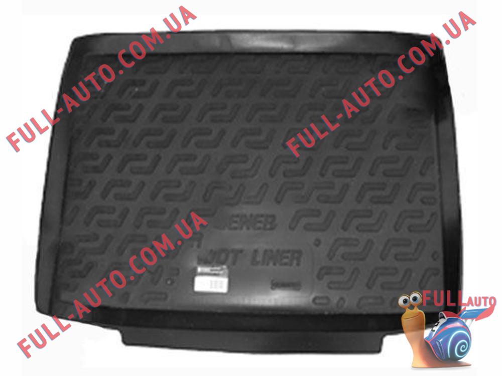 Коврик в багажник MG 3 Cross 2013- Хэтчбек (Lada Locker)