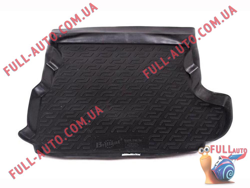 Коврик в багажник Mitsubishi Outlander XL 07-12 С сабвуфером (Lada Locker)