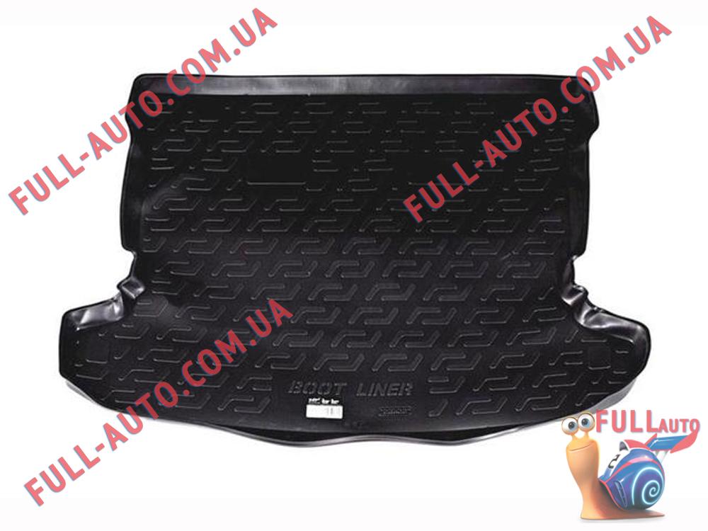 Коврик в багажник Mitsubishi Pajero 3 00-07 5 Дверей (Lada Locker)
