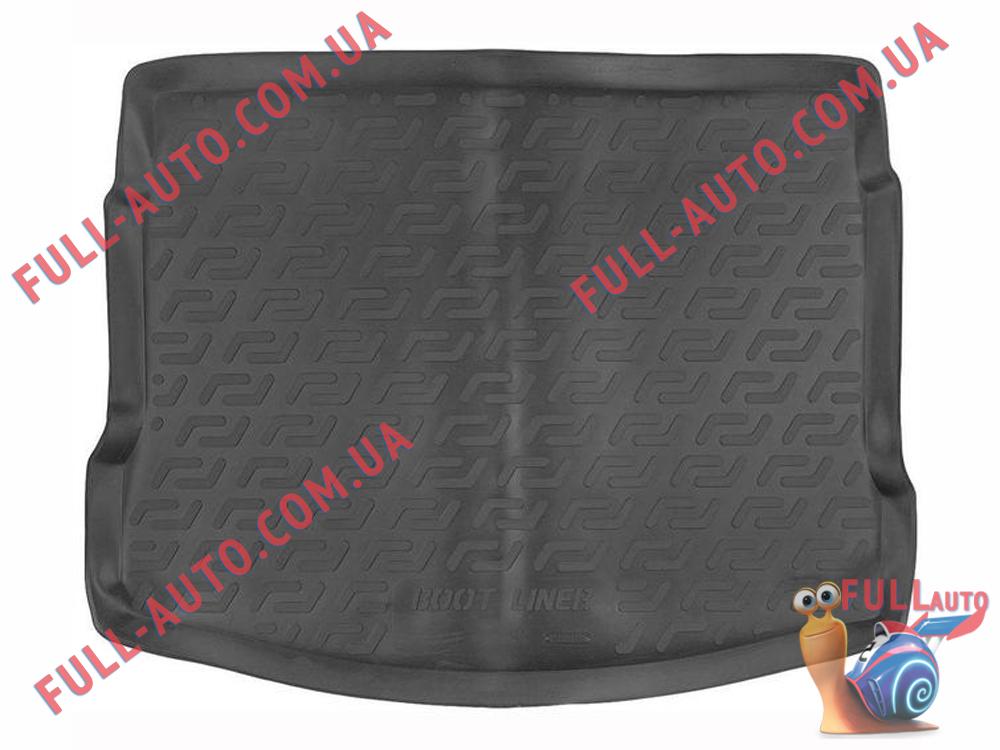 Коврик в багажник Nissan Qashqai 07-14 (Lada Locker)