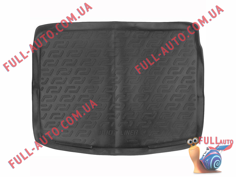 Коврик в багажник Nissan Qashqai 2 2014- (Lada Locker)