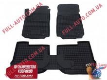 Коврики в салон резиновые Audi 100 C4 90-97 (Avto Gumm)