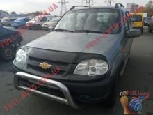 Мухобойка Chevrolet Niva (ANV air)