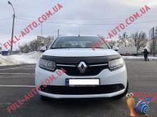 Мухобойка Renault Logan 2013- (ANV air)