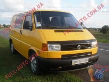 Мухобойка Volkswagen Transporter T4 90-98 (ANV air)