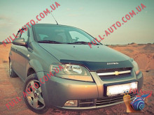 Мухобойка Chevrolet Aveo T200 (Vip Tuning)
