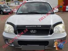 Мухобойка Hyundai Santa Fe 2000-2006 (Vip Tuning)