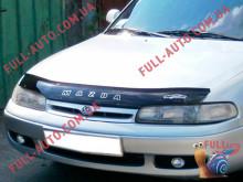 Мухобойка Mazda 626 GE 1992-1997 (Vip Tuning)