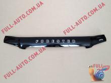Мухобойка Subaru Forester 2000-2002 Кузов SF-5 (Vip Tuning)